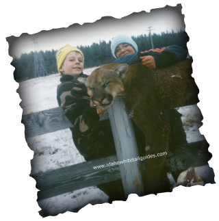Your personal guide has been hunting since he was a youngster.  He's now teaching his nephews.  If you want a friendly outfitter that know these animals and their habitat, try....