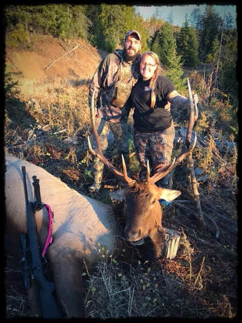 Take advantage of the main event - Elk Hunting with Idaho
